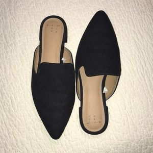 A New Day - Target brand Suede Mules Size 7